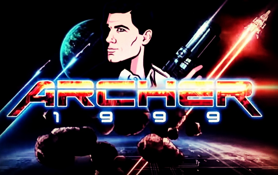 """Archie, produced, arranged, and performed the opening theme to """"Archer 1999"""" on FXX."""