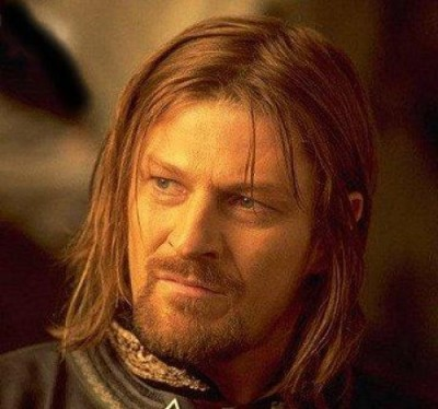 One does not simply  become  a blogger...
