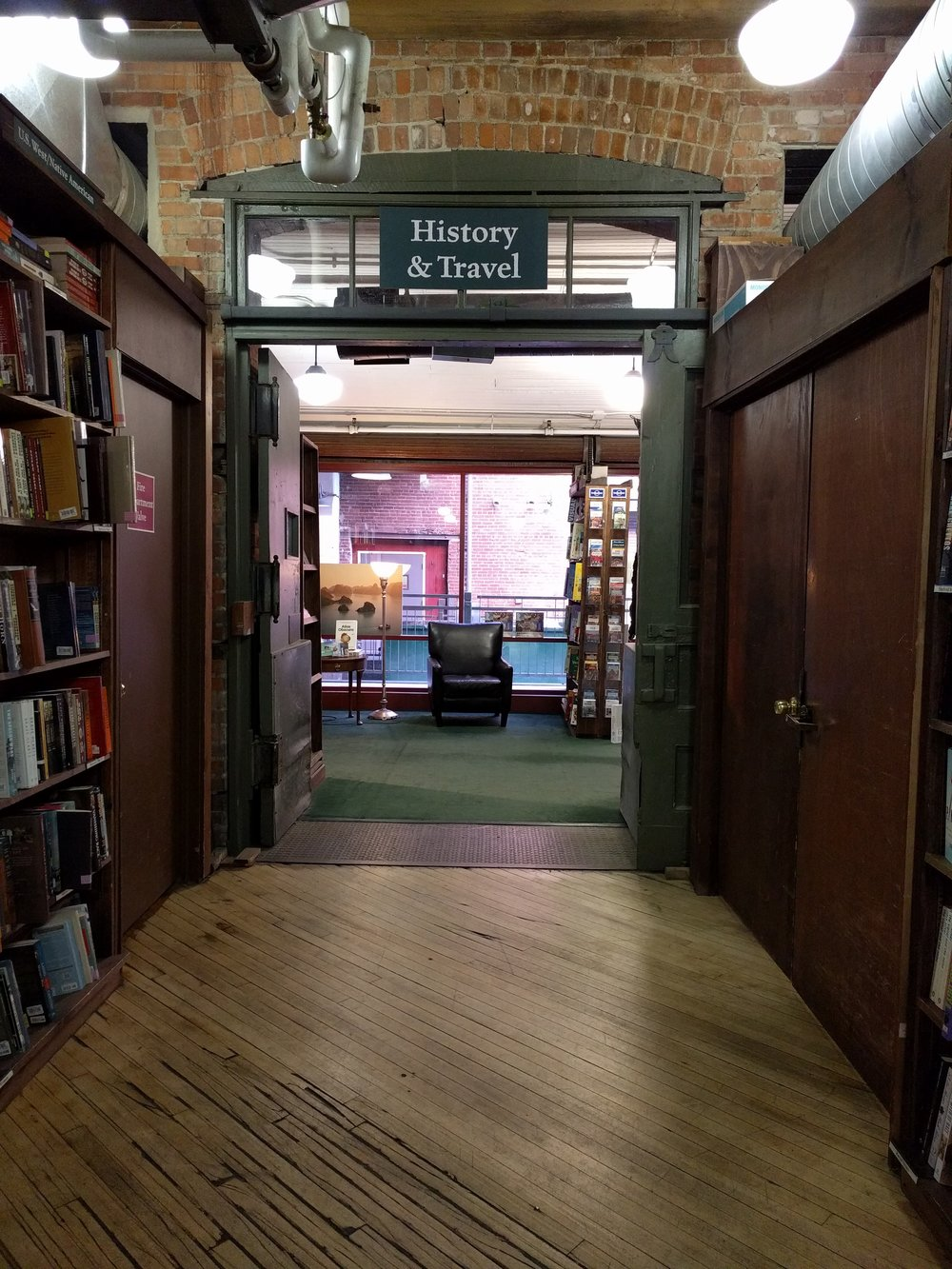 Tattered Cover Book Store, LODO Denver