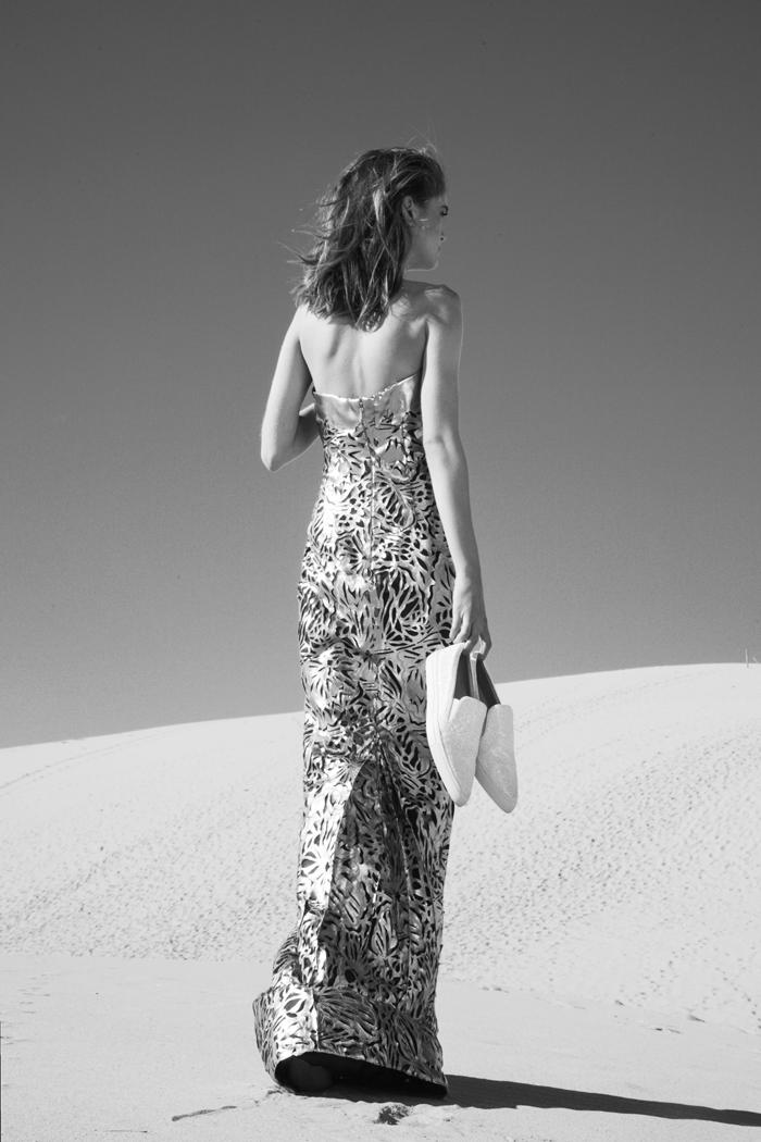 STEVEN KHALIL gown