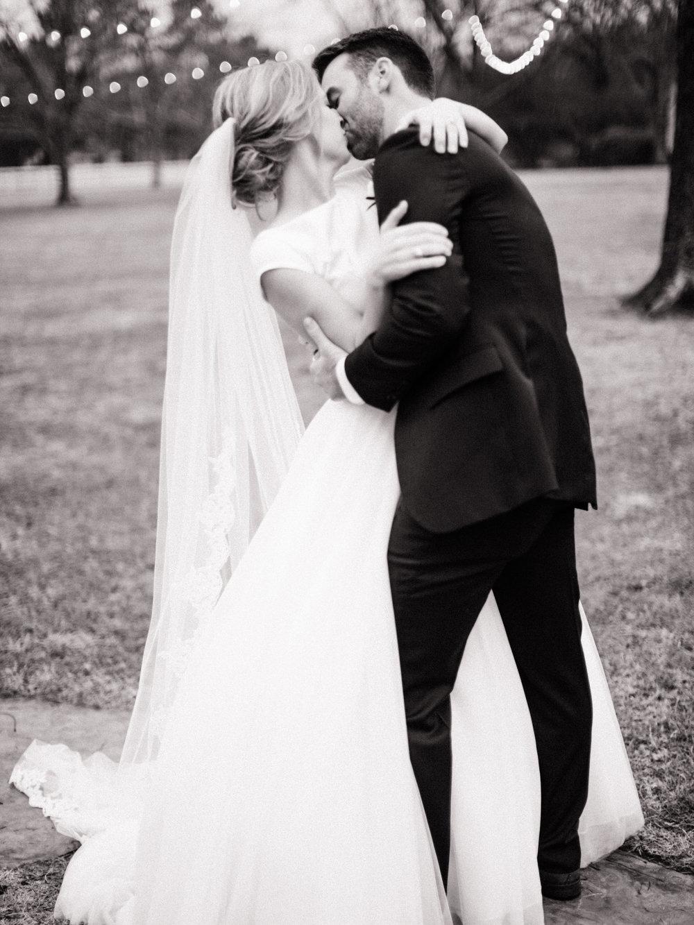 Drizzily Wedding Day