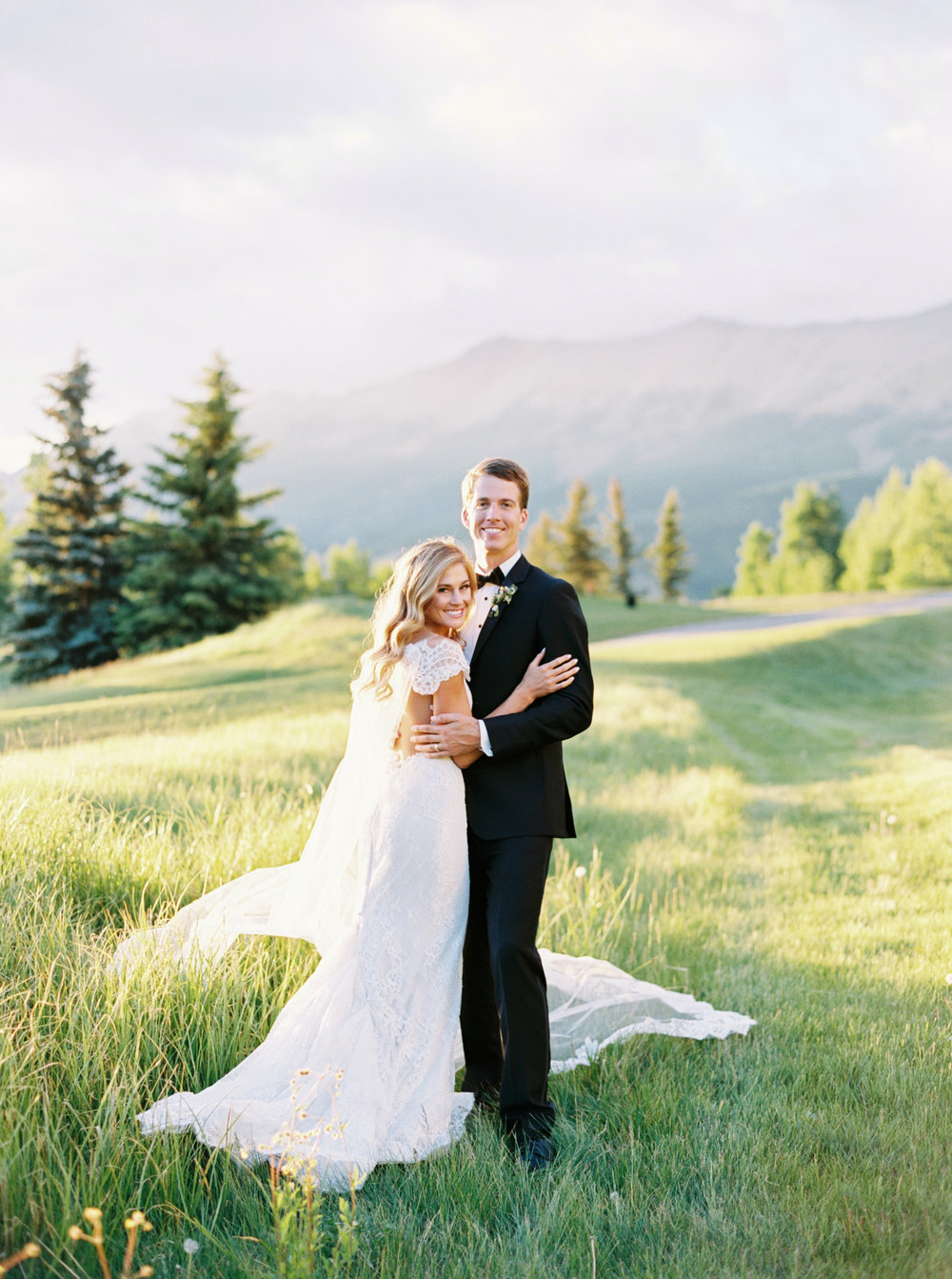 Alissa & Shelton   Featured on Style Me Pretty and Rocky Mountain Bride