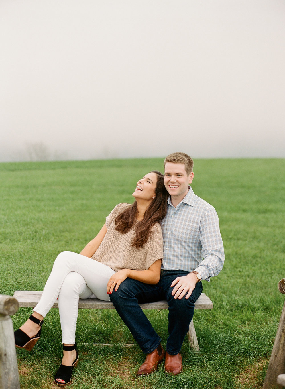 Virginia Engagement Photos,  Virginia Wedding Photographer,  Blue Ridge Parkway Engagement Pictures,  What to Wear for Engagement photos,  Engagement Photo Outfits,  Virginia Film Photographer,  Casual Engagements Photo Outfits,  Causal Engagement Outfits,  Richmond Wedding Photographer,  Alexandria Wedding Photographer