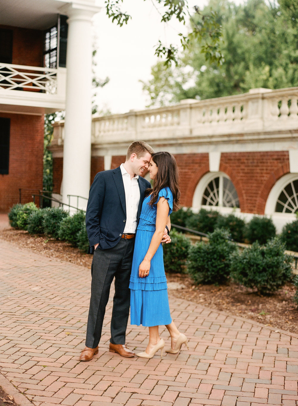 UVa Engagement Photos