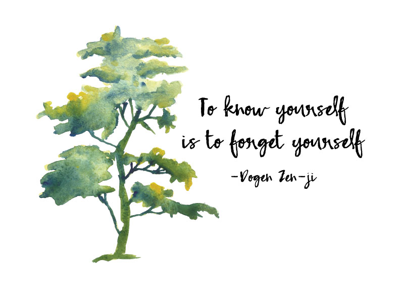 to_know_yourself_is_to_forget_yourself