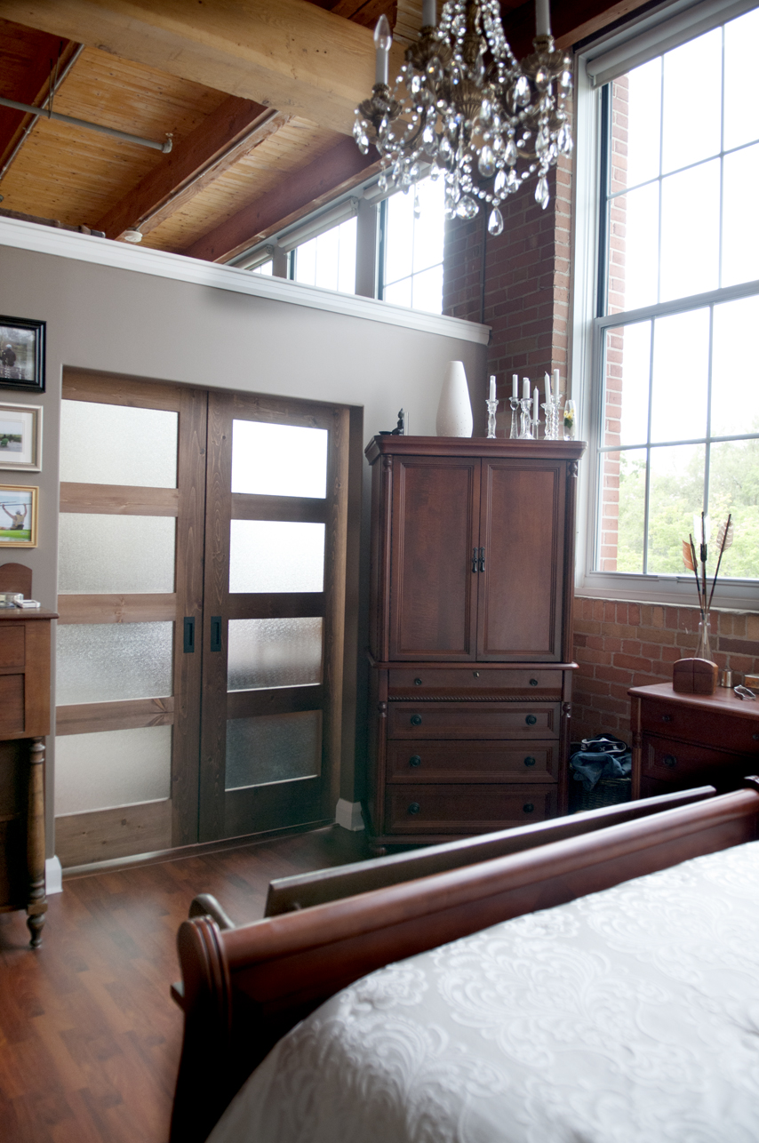 Inside Hotel Room Door: Barn Door Hardware, Custom Doors And Furniture