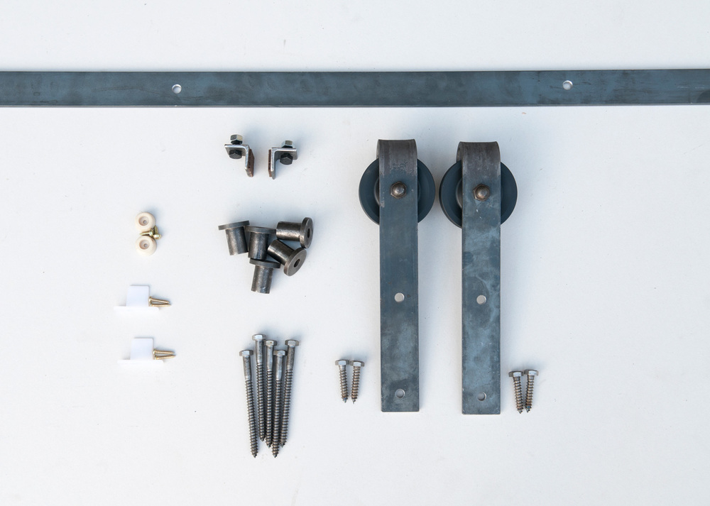 Single door kit (heavy metal)