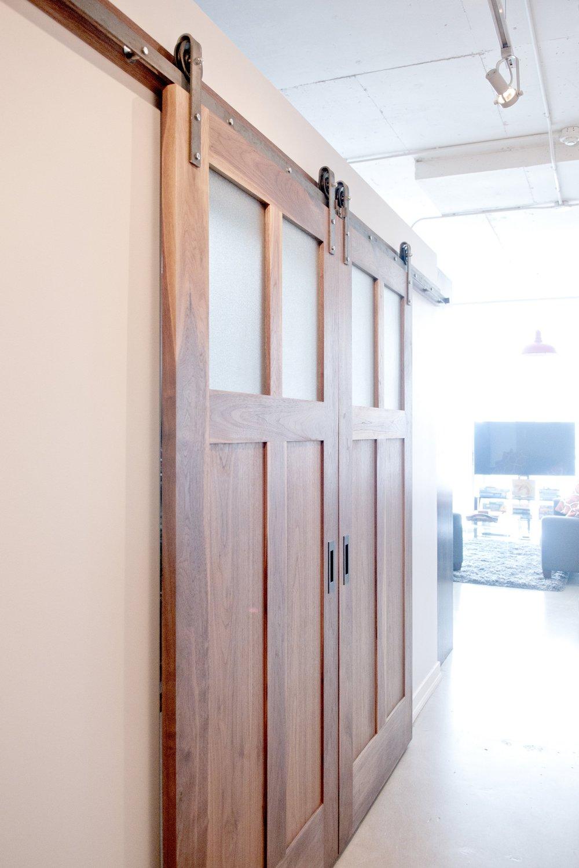 Barn Door Hardware Barn Door Hardware Custom Doors And