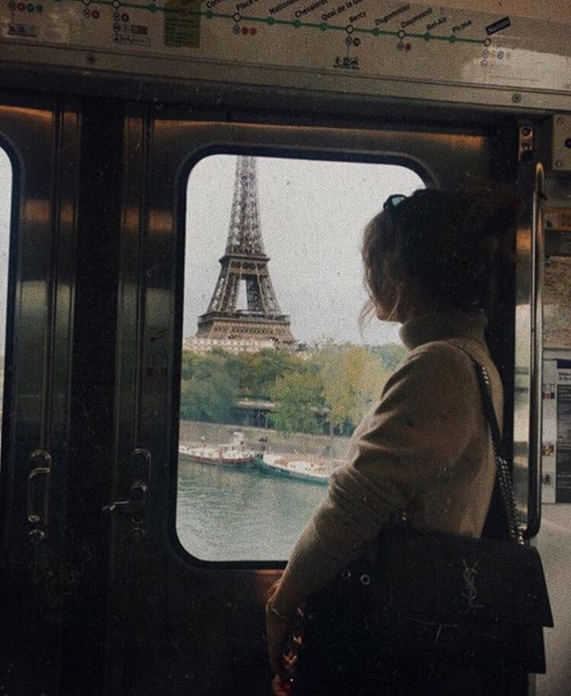 """We'll always have Paris."" - Howard Koch // Photo by, @vanellimelli"
