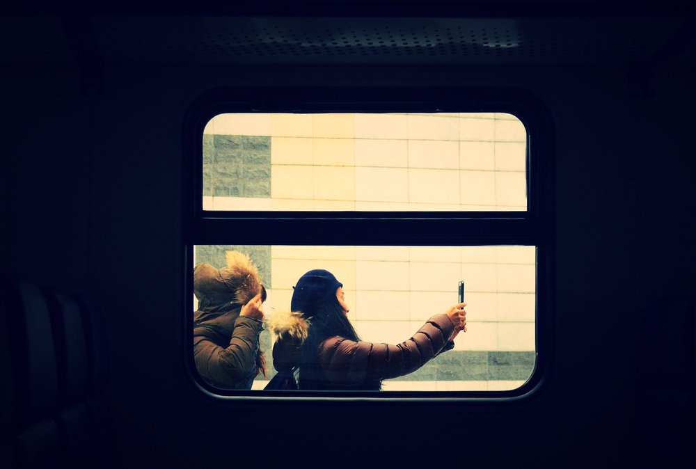 Too many selfies could put a strain on your dating life and relationships. Photo: Lina Yatsen