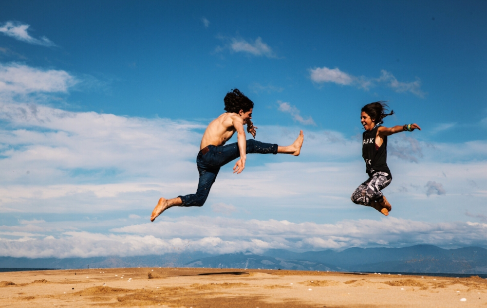Whether you're the type who prefers leaping to walking or you'd rather rule the couch, Lime is the online dating app for you. Photo: Atlas Green