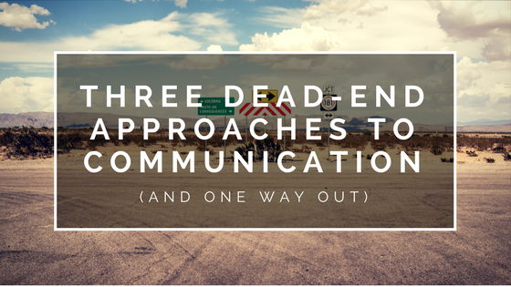 title_three_dead_end_approaches_to_communication_and_one_way_out_marriage_couples_therapy_counseling_ann_arbor_novi_michigan_restored_hope_christian.png