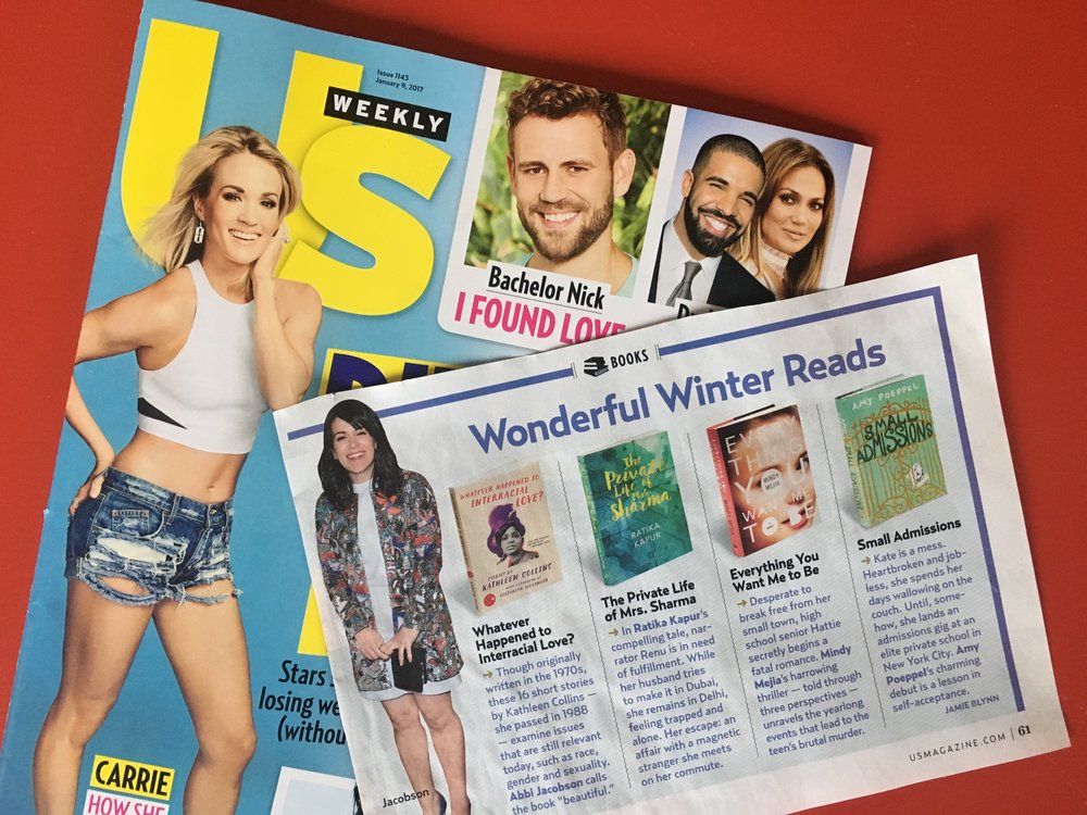 Us Weekly: Wonderful Winter Reads
