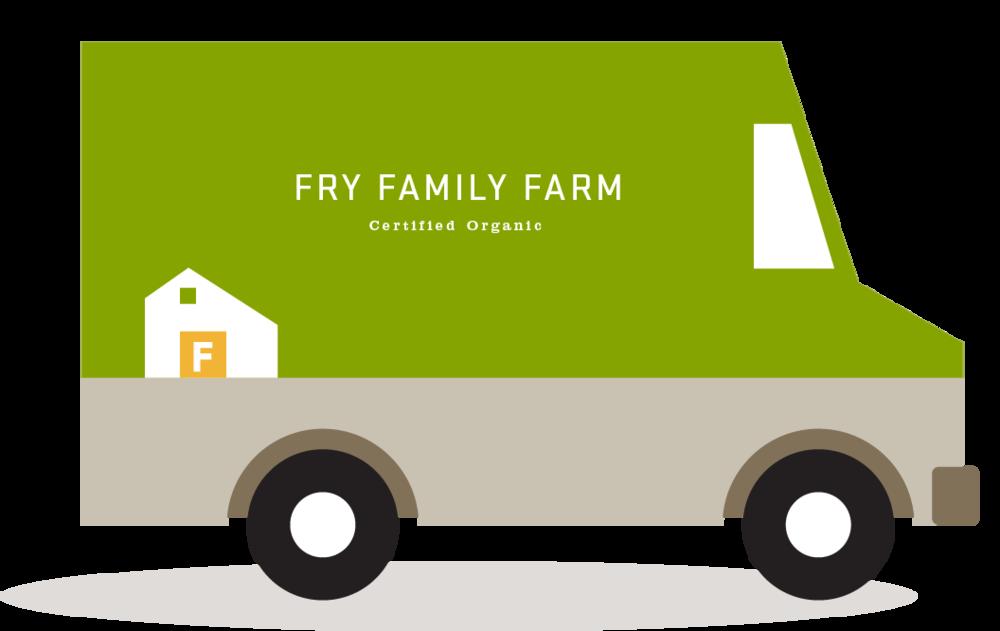 Fry Family Farm Rogue Valley CSA