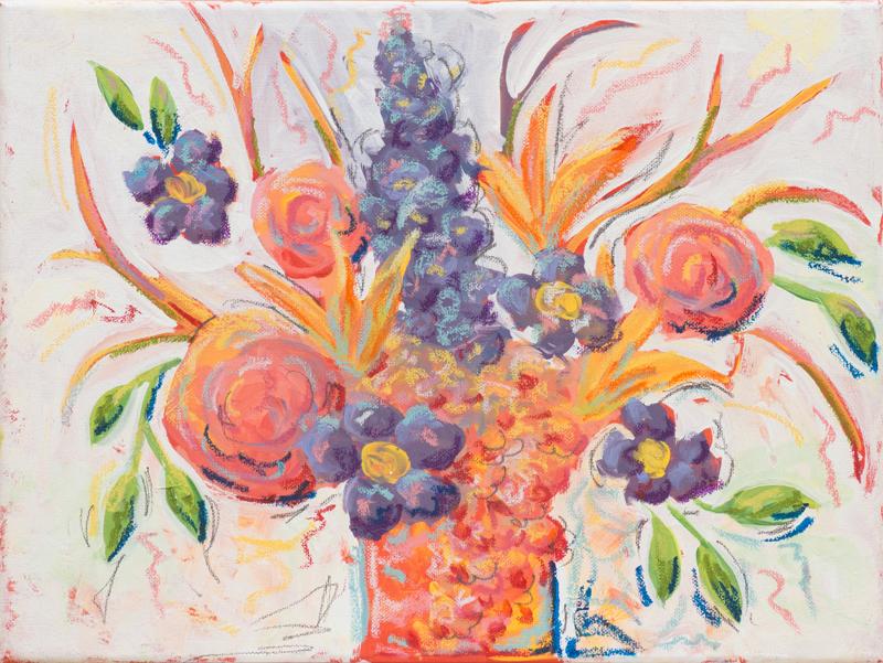 Pot o' Flowers #2