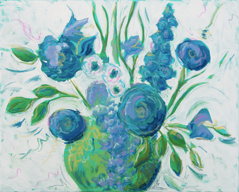 Impression of Flowers