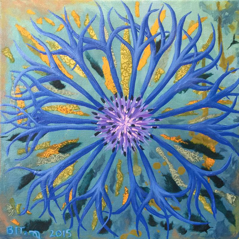 Jane's Cornflower
