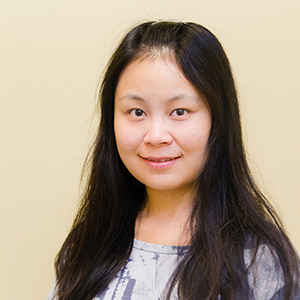 <b>Cathy Jin</b><br>Financial Operations Accountant