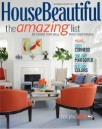 House Beautiful - The Amazing List