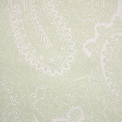 Celadon on White