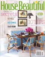 House Beautiful - Designer Secrets