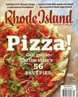 Rhode Island Monthly - Pizza!