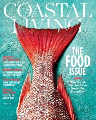 Coastal Living October 2016