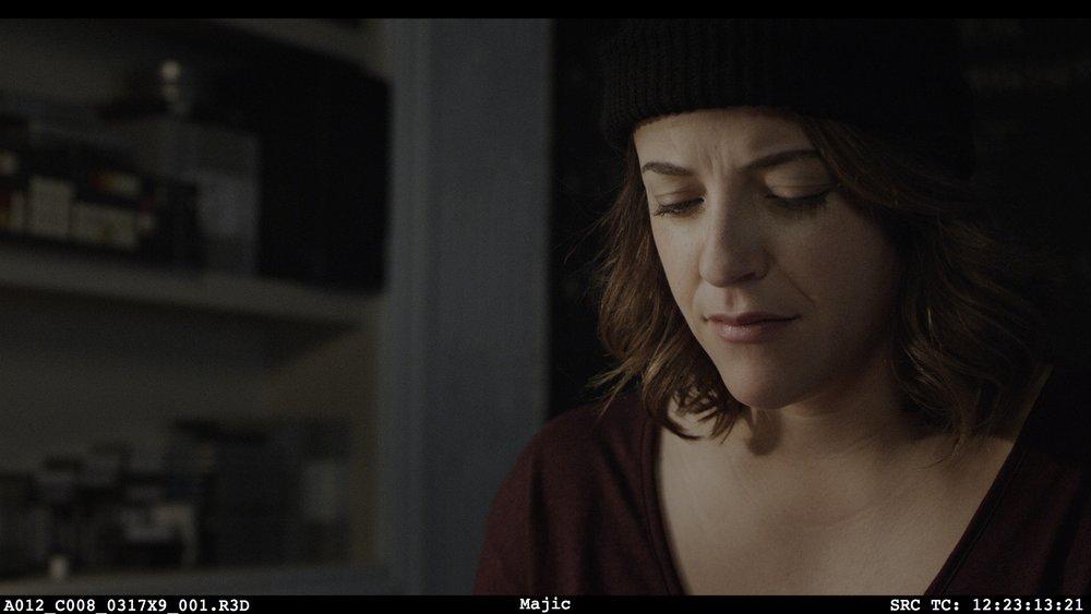 "Paula Brancatti for ""Majic"" feature"