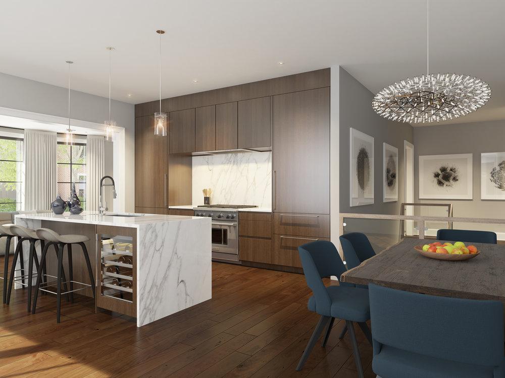 Kitchen - Unit 1W - Arlington.jpg