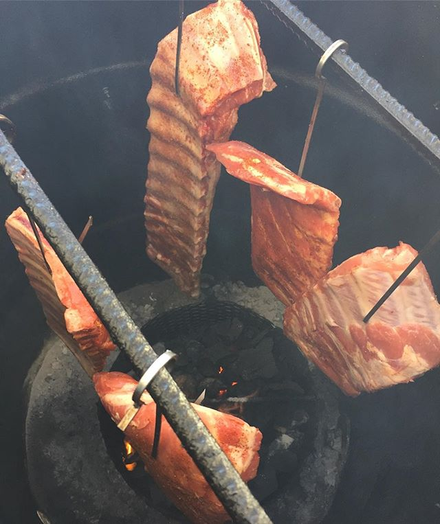 Nice day is Rib Day