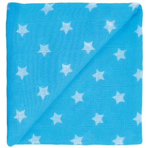 26 turquoise Stars