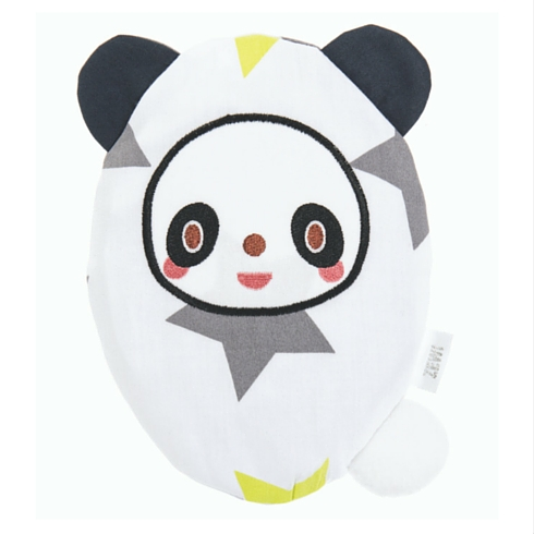 5706 lime Stars Panda