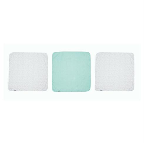 Hydrofilic towel 3 pcs.  Art. 3051 Fr. 14.90