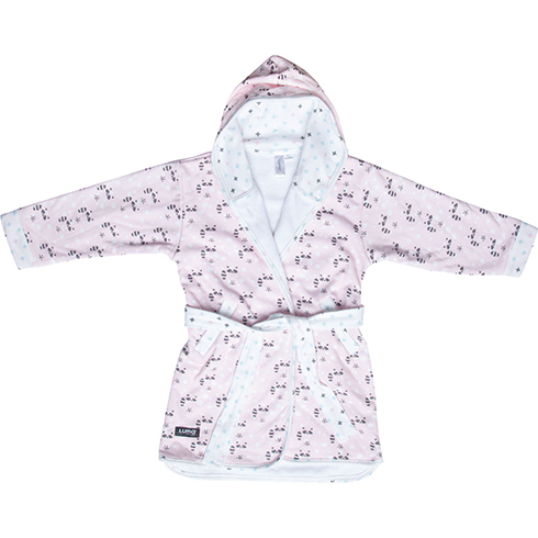 Bathrobe LUMA   Art. L016 Fr. 34.90