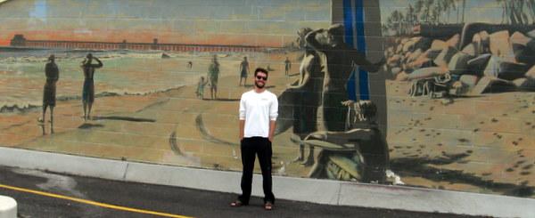 Taylor Gallegos mural