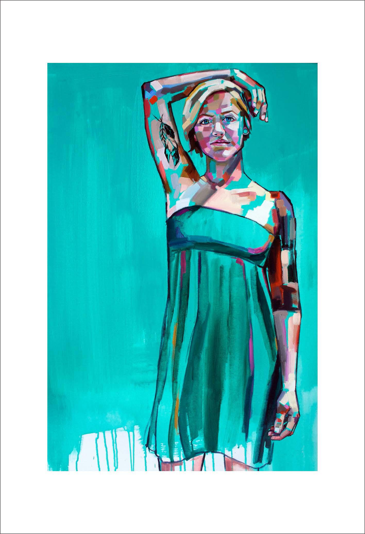 Kelly by Sheila Dunn
