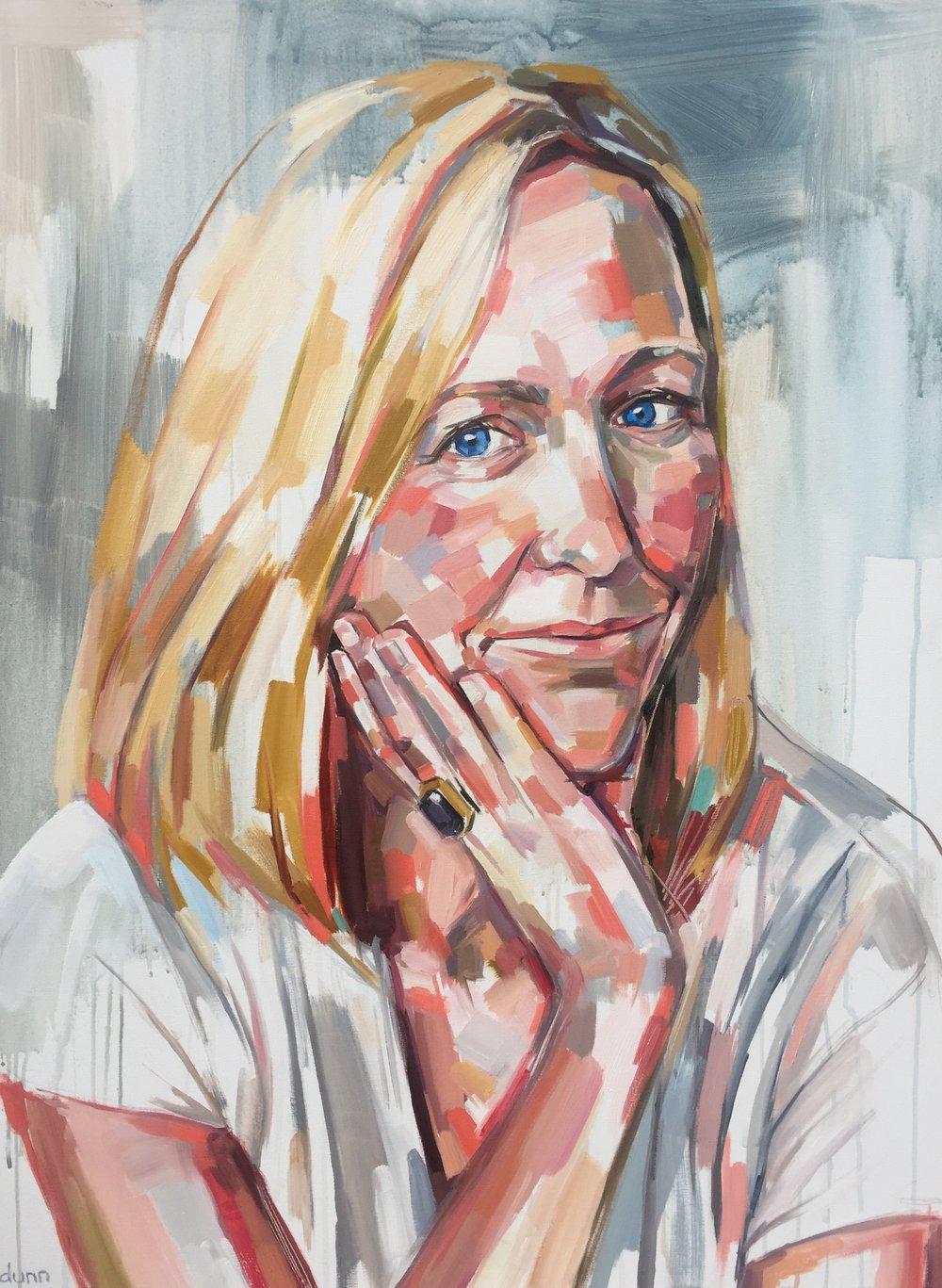 Amanda Stuermer by Sheila Dunn - Resistance Series