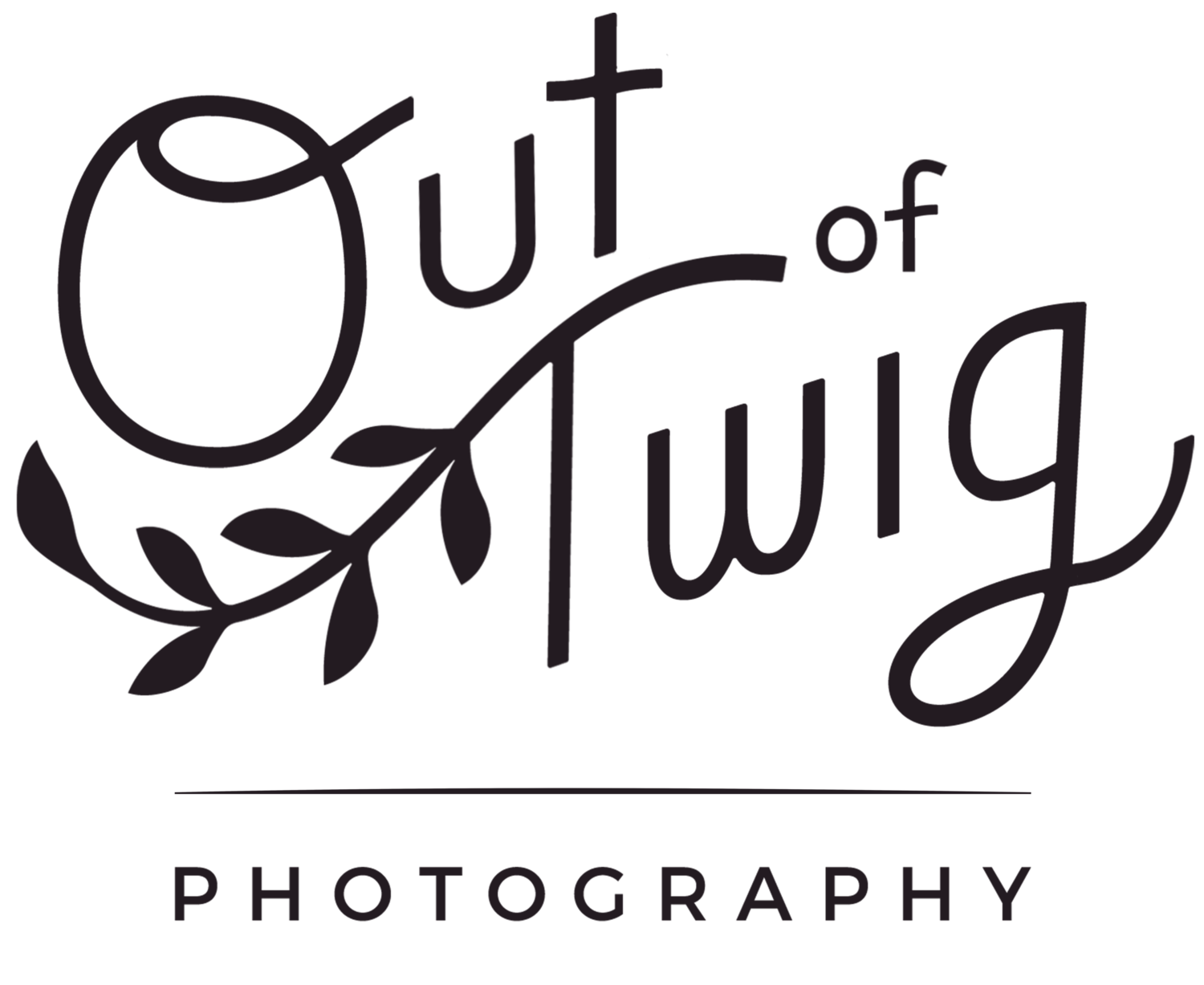 out of twig