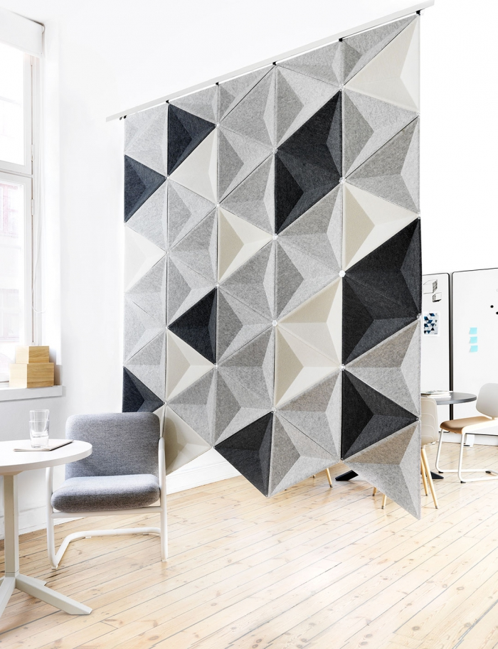 icf aircone acoustic panel