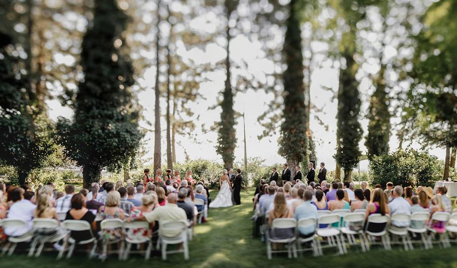 A Forest Wedding,©  Matt Shumate
