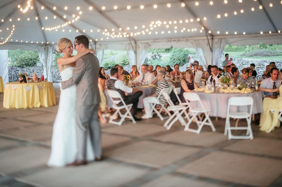 Newlyweds First Dance, ©  Matt Shumate