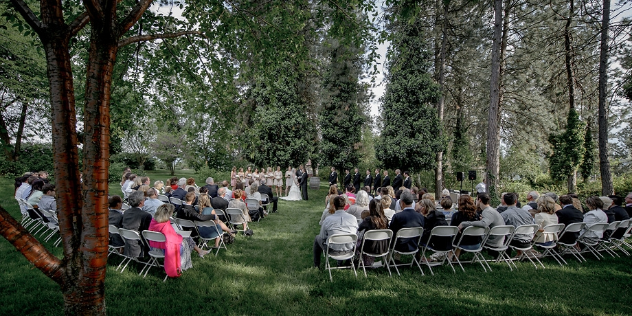 Ceremony in the Forest, ©  AiP Creative Photography