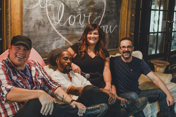 May 14: Haley Young & the Champagne Jam