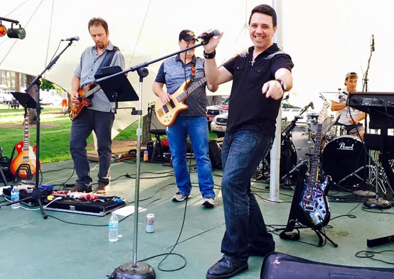 June 15: Sean Owsley & the Blue Mustangs