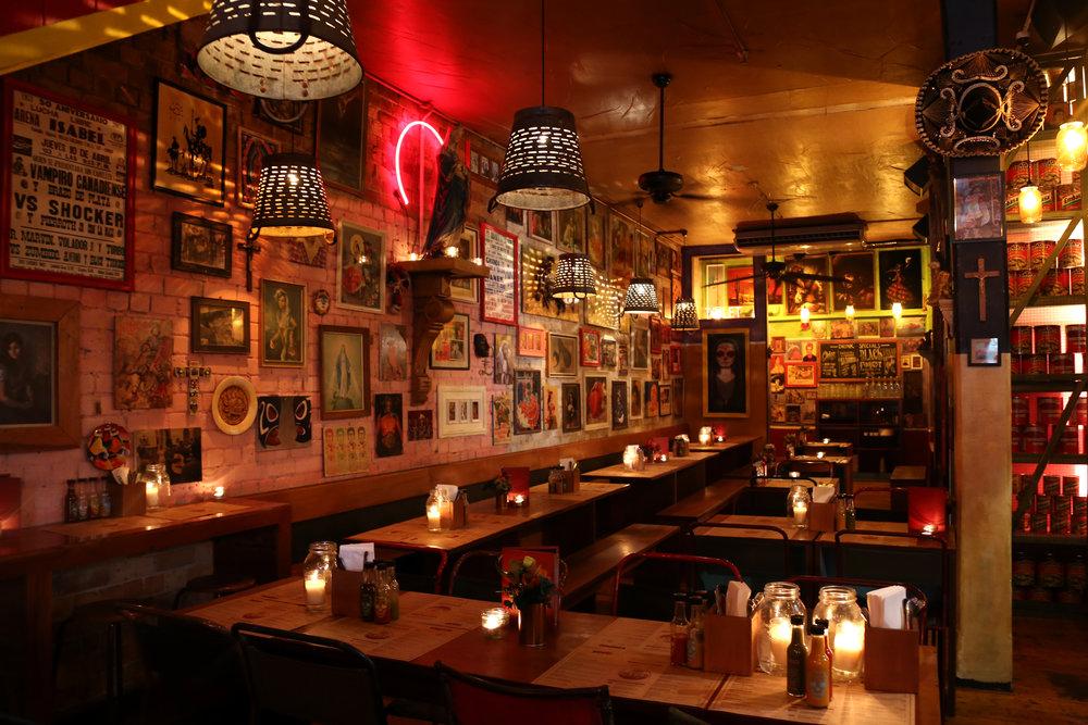 Mexican Restaurant Britomart