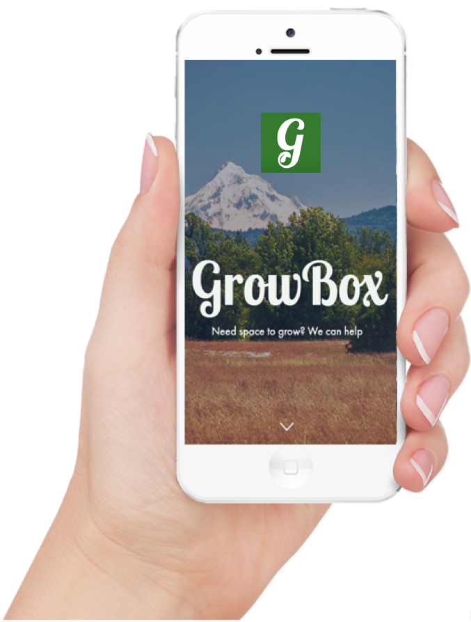 Monitor your GrowBox from your phone, tablet, or PC with integrated video, temperature, humidity and CO2 monitoring.