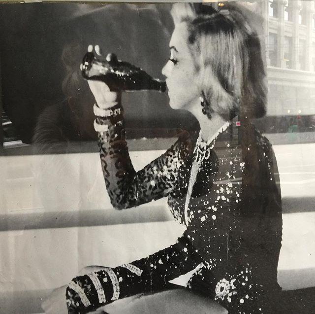#iconic #marilynmonroe #cocacola