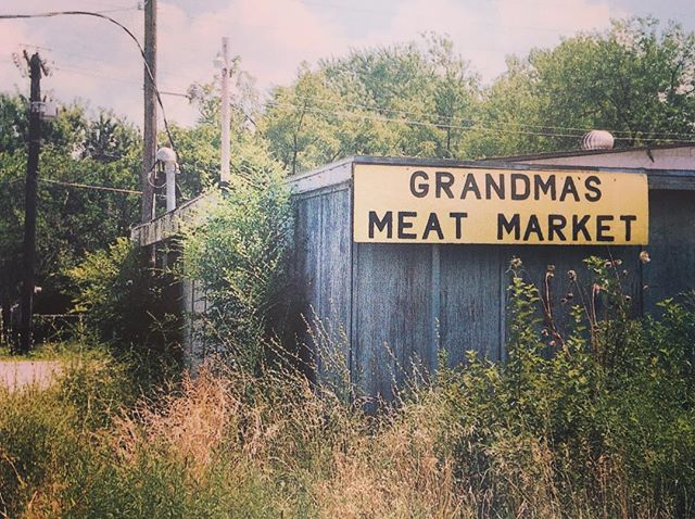 Neighborhood Meat Market.  #meetme #meat