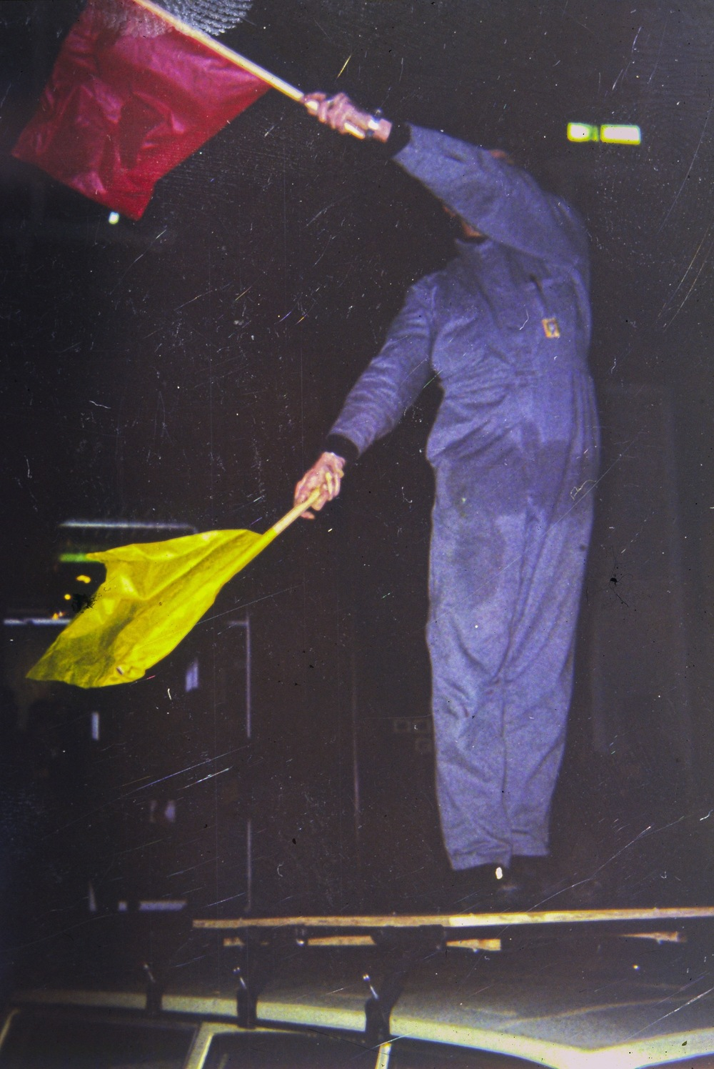 Signals to a Blind Academy. 1993