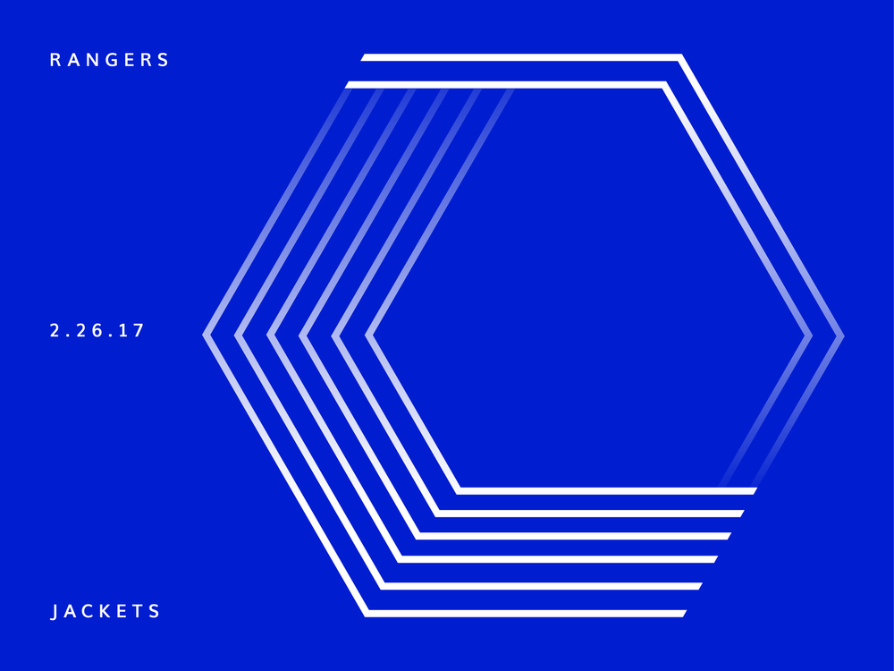 Blue Jackets Score: February 26, 2017